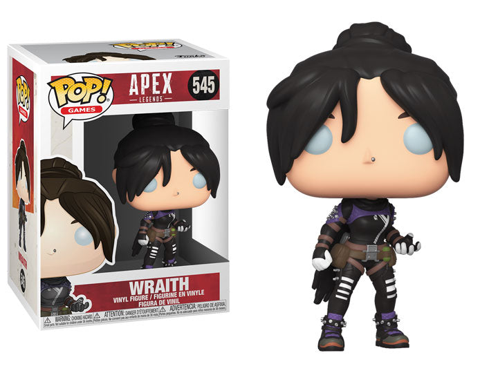 Pop! Games: Apex Legends - Wraith