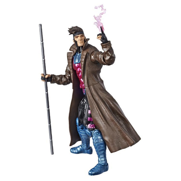 X-Men Marvel Legends Gambit-Maximus Collectors