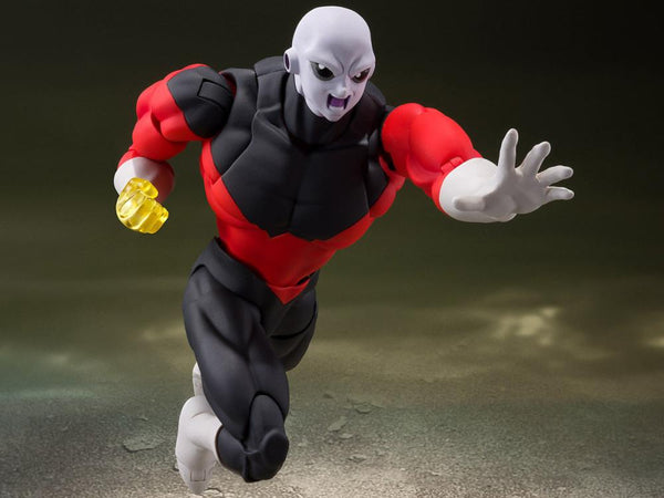 Dragon Ball Super S.H.Figuarts Jiren BY BANDAI SPIRITS - Maximus Collector Toys and gifts