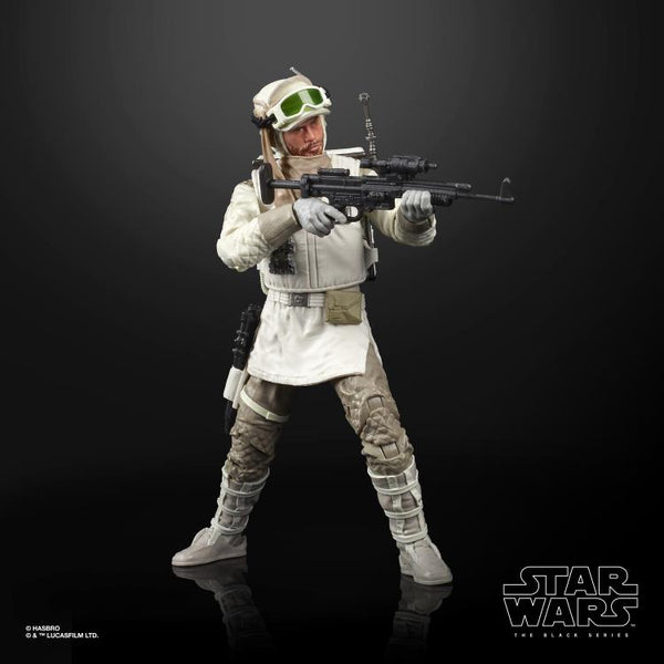 "Star Wars 40th Anniversary The Black Series 6"" Hoth Rebel Soldier (Empire Strikes Back)"