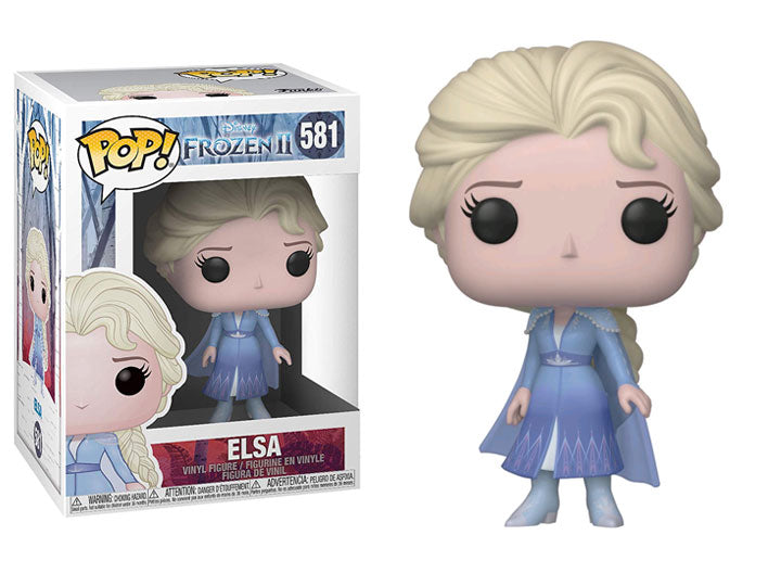 Funko Pop! Disney: Frozen II - Elsa
