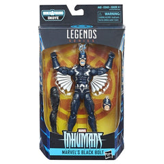 Inhumans Marvel Legends Black Bolt (Okoye BAF)-Maximus Collectors