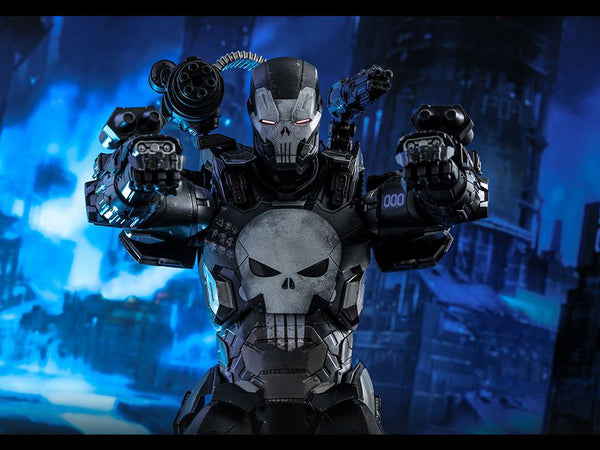 Marvel: Future Fight VGM33D28 The Punisher (War Machine Armor) 1/6th Scale Collectible Figure-Maximus Collectors
