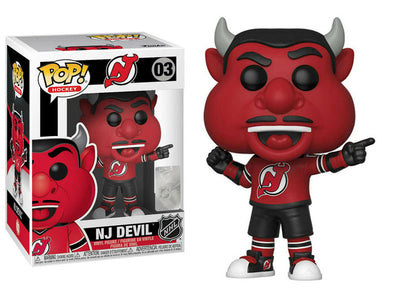 Pop! NHL: Mascots - NJ Devil (New Jersey Devils) - Maximus Collectors