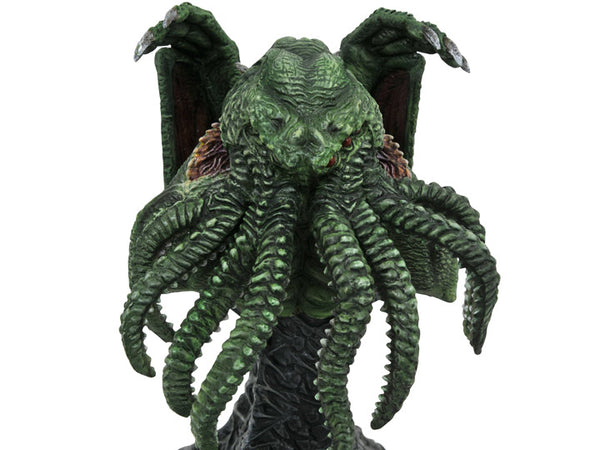 Cthulhu Legends in 3D Limited Edition Statue Resin Bust