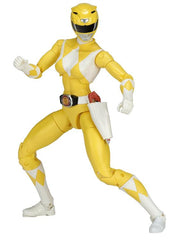 "Mighty Morphin Power Rangers Legacy 6"" Yellow Ranger-Maximus Collectors"