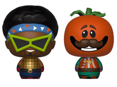 Fortnite Pint Size Heroes Funk Ops & TomatoHead Two-Pack