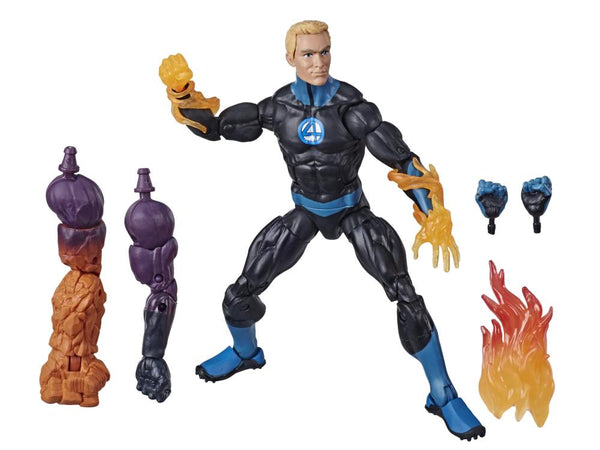 Fantastic Four Marvel Legends Human Torch (Super Skrull BAF)-Maimxus Collectors
