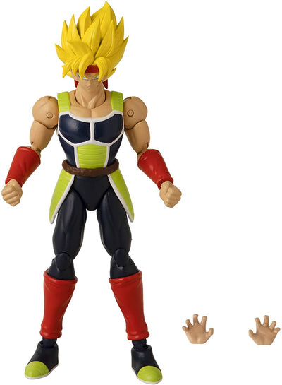 Dragon Stars Dragonball Bardock Action Figure