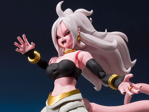 Dragon Ball FighterZ S.H.Figuarts Android 21 Maximus Collectors
