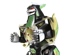 Mighty Morphin Power Rangers Legacy Green Dragonzord-Maximus Collectors