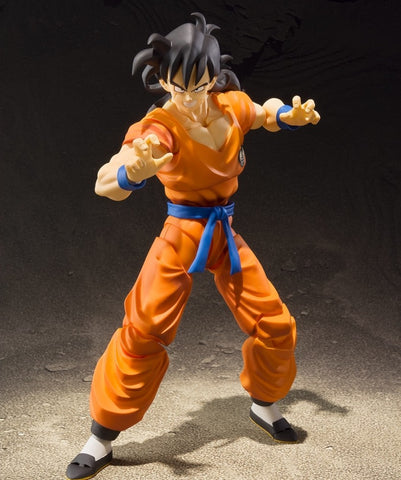 "S.H. Figuarts Dragonball Super Z Yamcha 6"" Action Figure Bandai Japan"