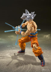 Dragon Ball Super S.H.Figuarts Goku (Ultra Instinct) Action Figure
