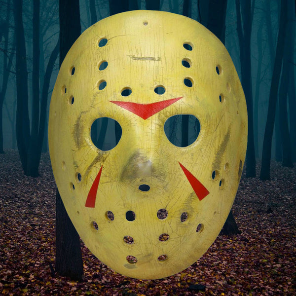 NECA Friday the 13th Part 3 Jason Voorhees Mask Replica - Maximus Collectors Toys & Gifts