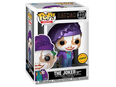 Funko Pop! Heroes: Batman (1989) - The Joker Chase Edition