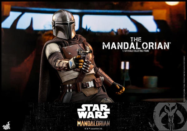 The Mandalorian 1/6 Scale Collectible Action Figure TMS007 by Hot Toys