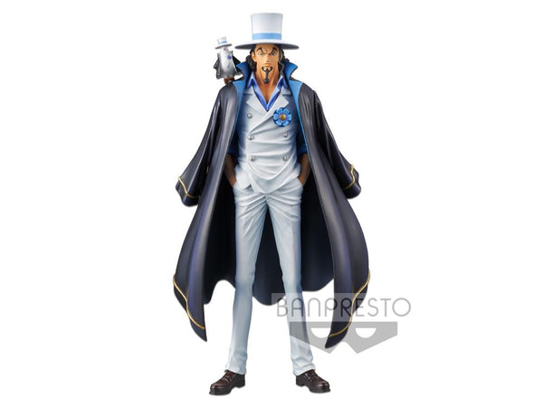 One Piece: Stampede DXF The Grandline Men Vol.3B Rob Lucci-Maximus Collectors