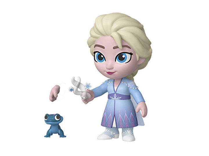 FROZEN 2 ADVENTURE COLLECTION 5 CHARACTERS Figures Toy New