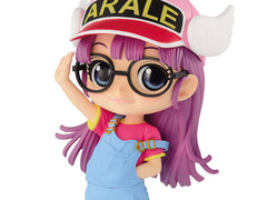 Dr. Slump Q Posket Arale Norimaki (Purple Hair)