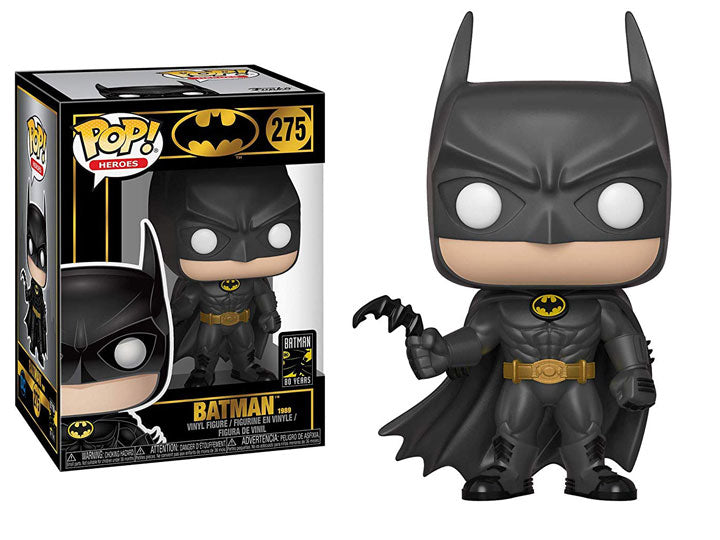 Pop! Heroes: Batman 80th - Batman (1989)- Maximus Collectors