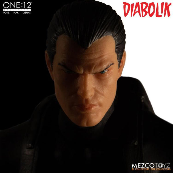 Diabolik One:12 Collective Diabolik- maximus collectors toys and gifts
