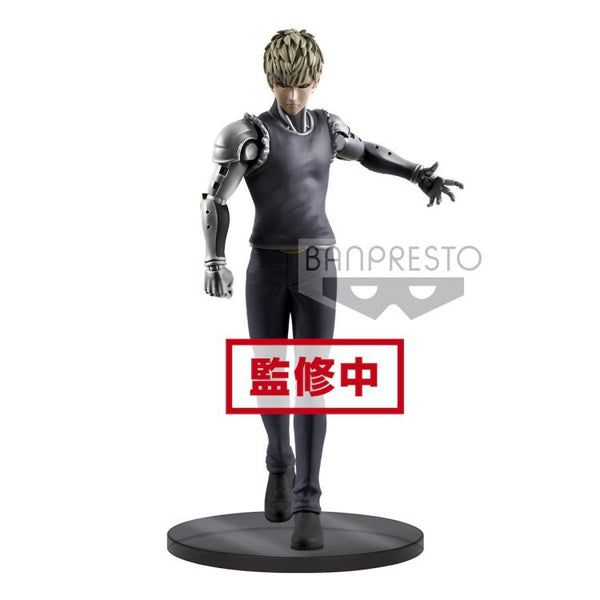 One-Punch Man DXF Genos Premium Figure-Maximus Collectors
