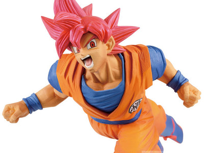 Dragon Ball Super Son Goku FES!! Stage 9 Super Saiyan God Goku- Maximus collectors toys and gifts