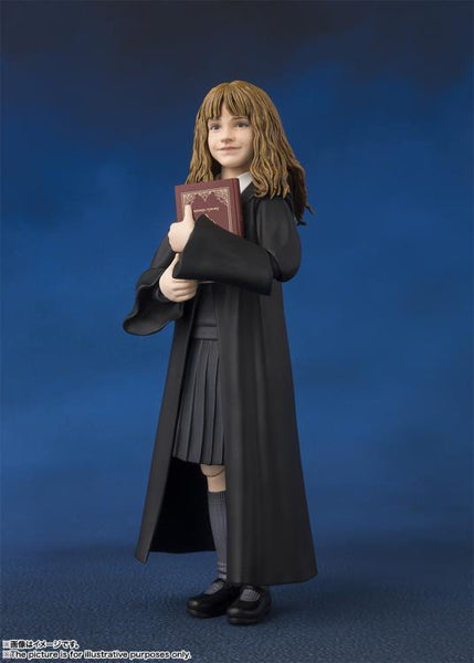 arry Potter and the Sorcerer's Stone S.H.Figuarts Hermione Granger-Maximus Collectors