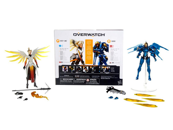 Overwatch Ultimates Dual Pack Mercy & Pharah Two-Pack-Maximus Collectors
