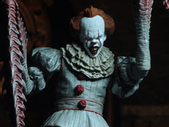 It (2017) Ultimate Pennywise (Dancing Clown) Figure-Maximus Collectors