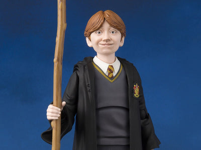 Harry Potter and the Sorcerer's Stone S.H.Figuarts Ron Weasley-Maximus Collectors