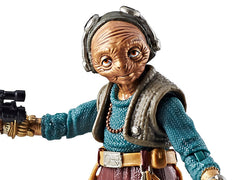 "Star Wars: The Black Series 6"" Maz Kanata (The Last Jedi)-Maximus Collectors"