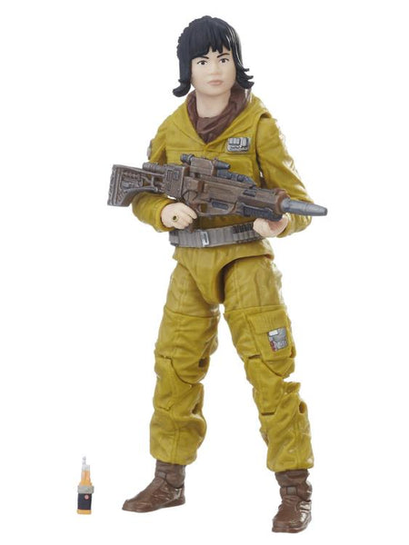 "Star Wars: The Black Series 6"" Resistance Tech Rose (The Last Jedi)-Maximus Collectors"