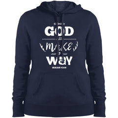 Women's Christian Pullover Hooded Sweatshirt