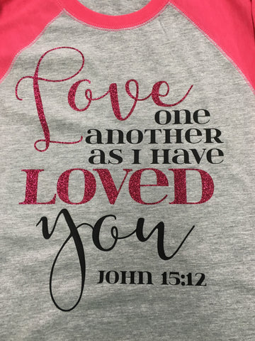 Valentine's Day - Love One Another