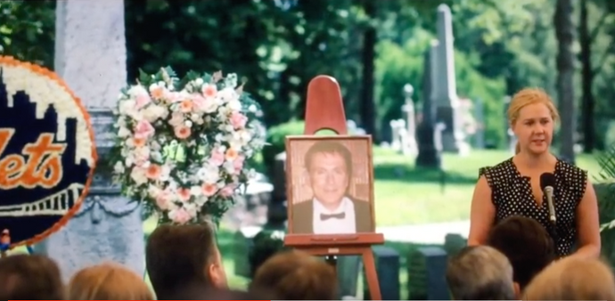 Brutally Honest Eulogy In The Movie TRAINWRECK (with Amy Schumer) Is A Breath of Fresh Air Worth Considering.