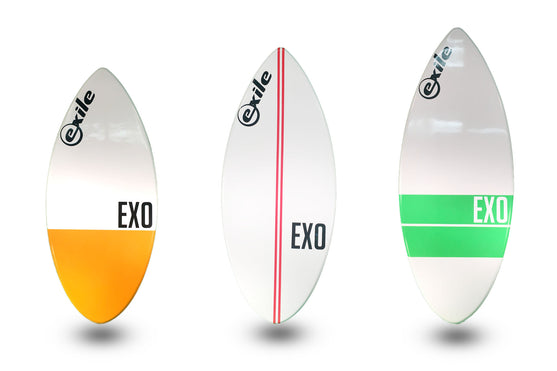Introducing the EX0 - An Epoxy Entry Level Skimboard