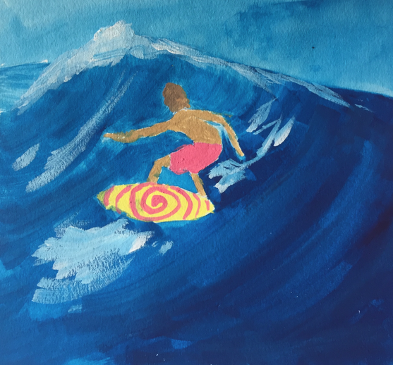 SkimStories: Riding Waves