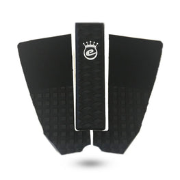 Exile Skimboards Standard Tail Pad and Front Traction Set