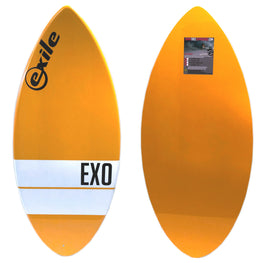 "Medium - 48"" - EX0 E-Glass Epoxy Skimboard"