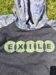 Exile Full Circle Light Weight Hoodie