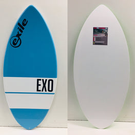 "Small - 44"" - EX0 E-Glass Epoxy Skimboard"