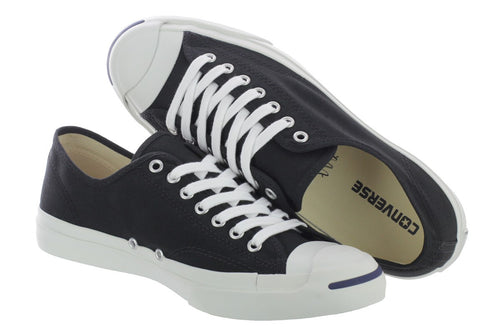 Converse Jack Purcell® Black CP Canvas Low Top 1Q699
