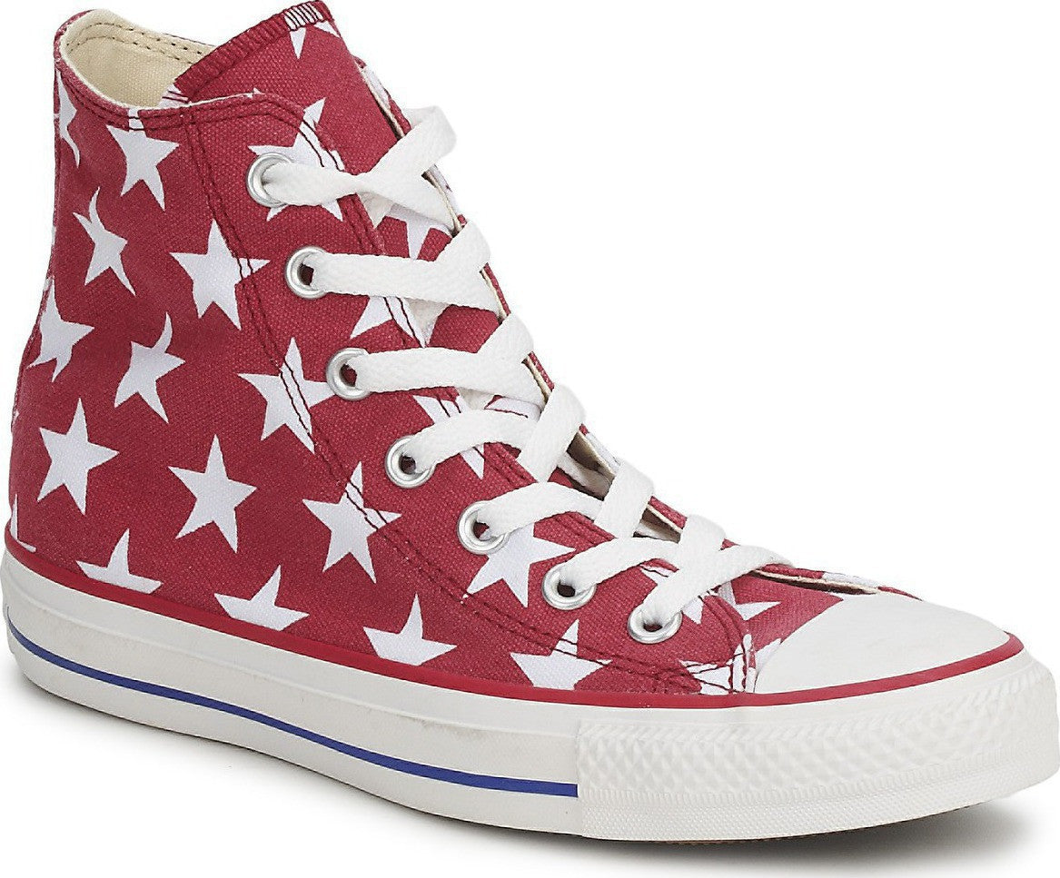 2ef8708692d5 ... Converse Chuck Taylor All Star Hi Flag Jester Red White 136615F ...