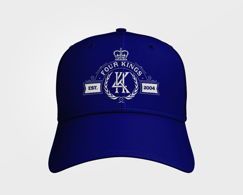 Four Kings Dad Hat