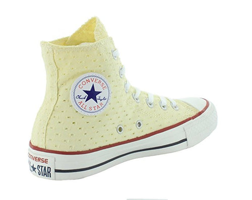 Converse Women's Chuck Taylor Hi Perforated Casual Sneakers 547261F