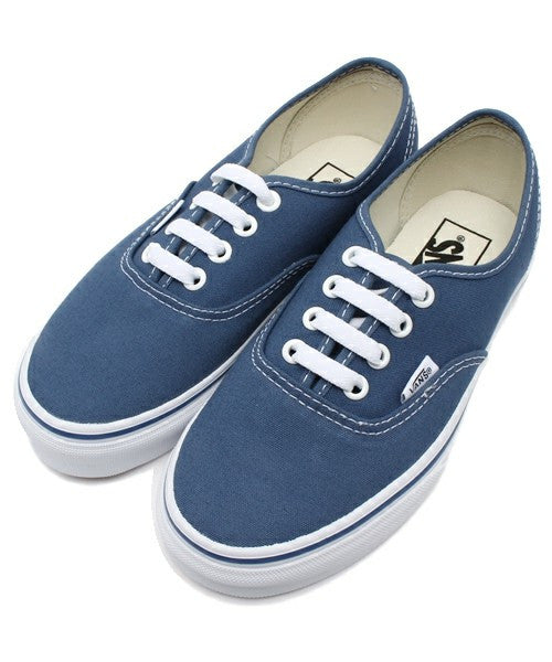 Vans Unisex Authentic Navy USA Limited low-cut Sneaker VN-0EE3NVY