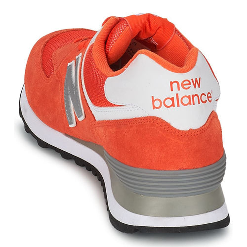 NEW BALANCE 574 ML574VAO ORANGE/SILVER