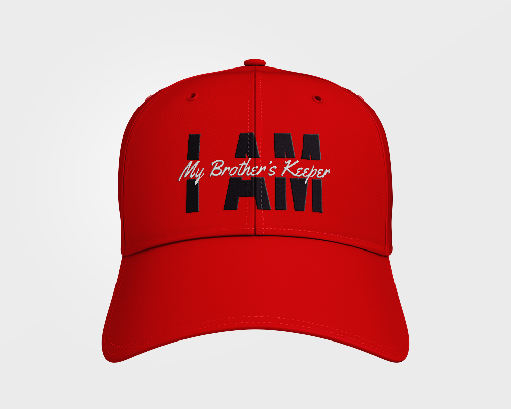 MBK I Am My Brothers Keeper Dad Hat