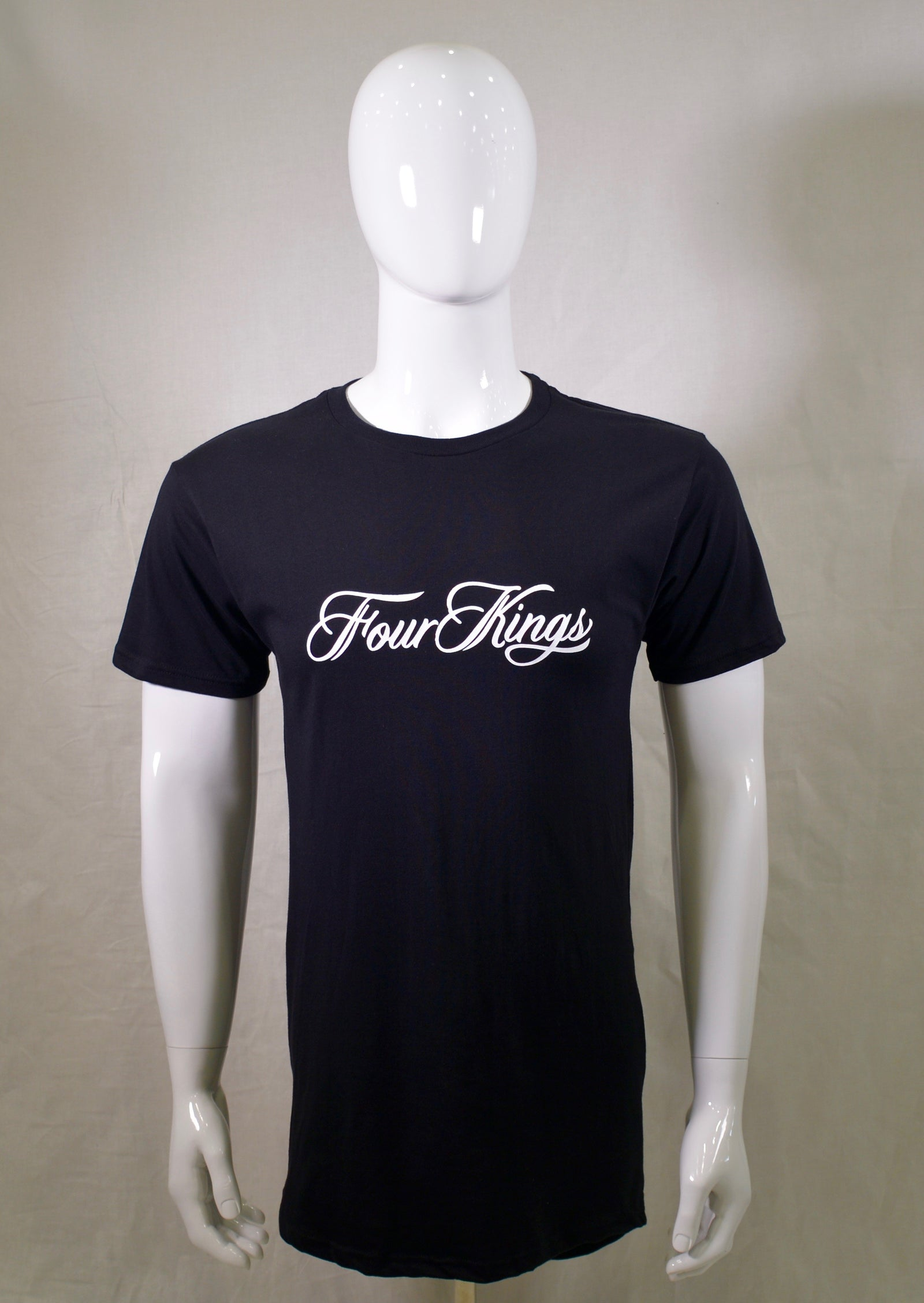 Four Kings Long Body Extendo Tee